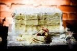 Half-eaten Wedding Cake at The Cannery, Nashville, TN